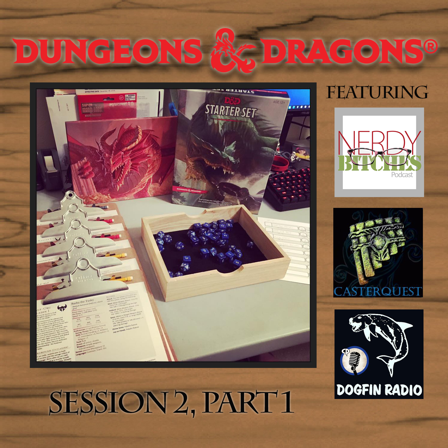Dungeons and Dragons Campaign