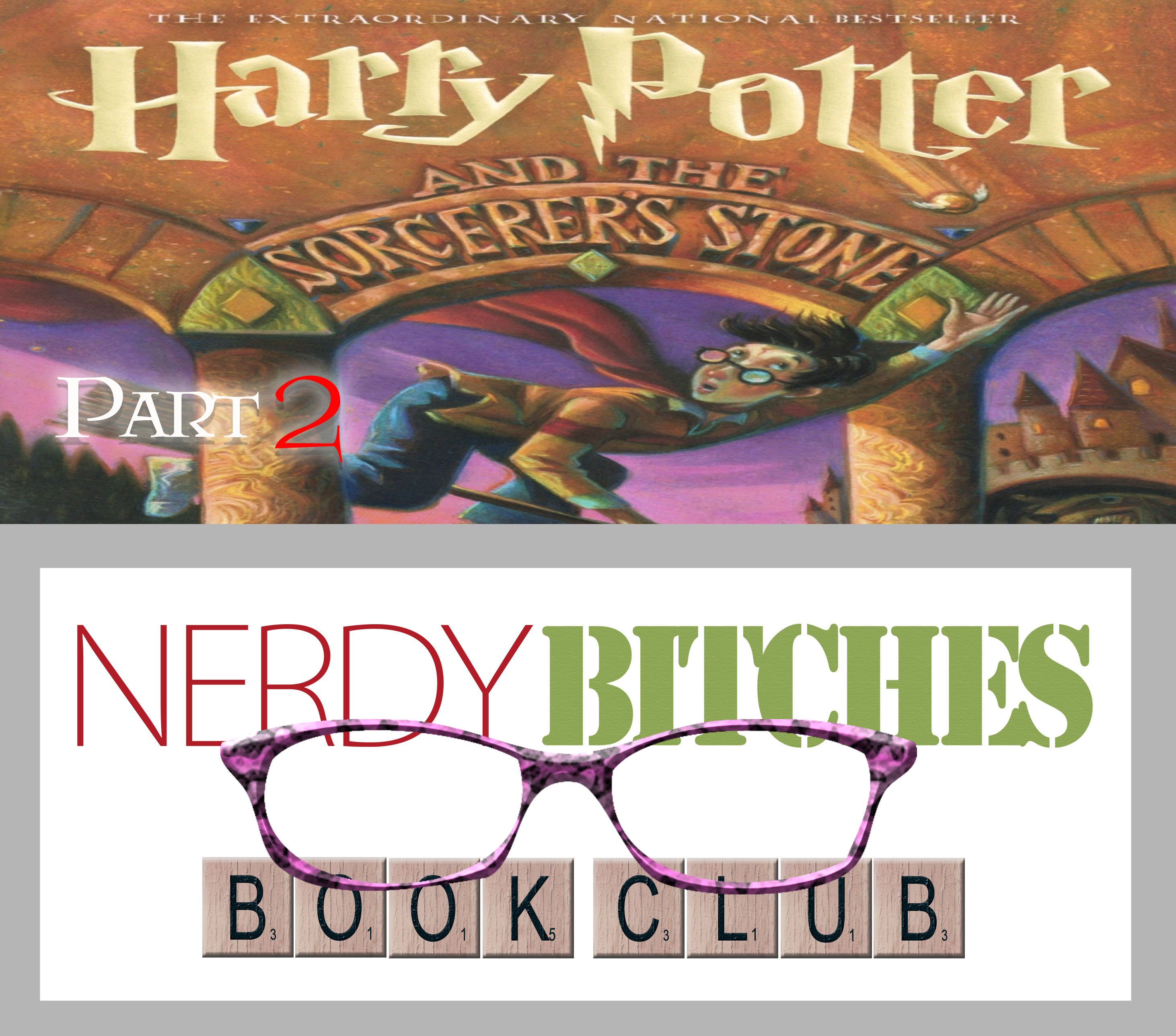 Book Club: Harry Potter and the Sorcerer's Stone Part 2