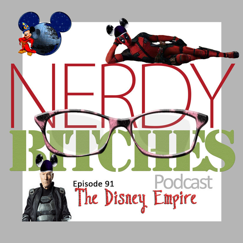 The Disney Empire