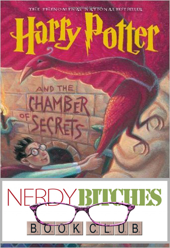 Book Club Harry Potter and the Chamber of Secrets