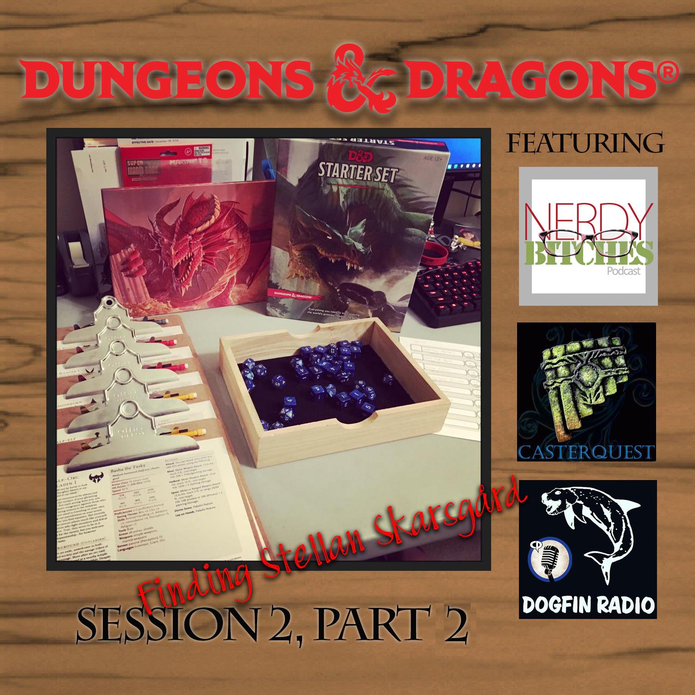 Dungeons & Dragons: Finding Stellan Skarsgård