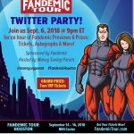 Fandemic Houston Twitter Party