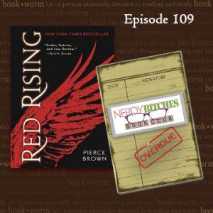 Book Club Red Rising by Pierce Brown