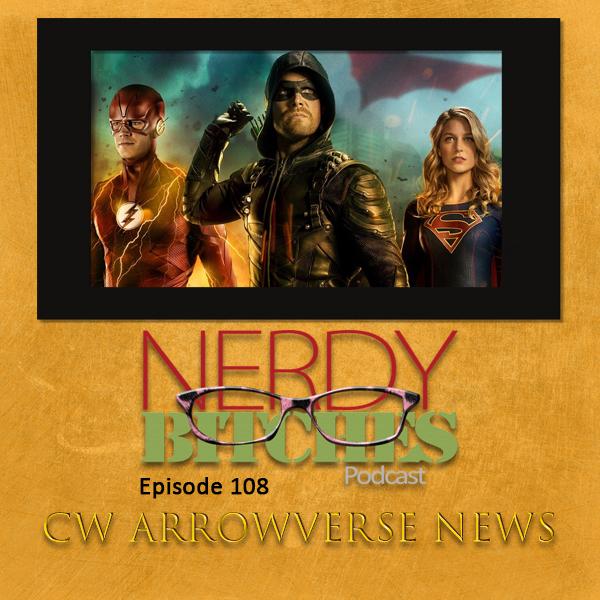 CW Arrowverse News