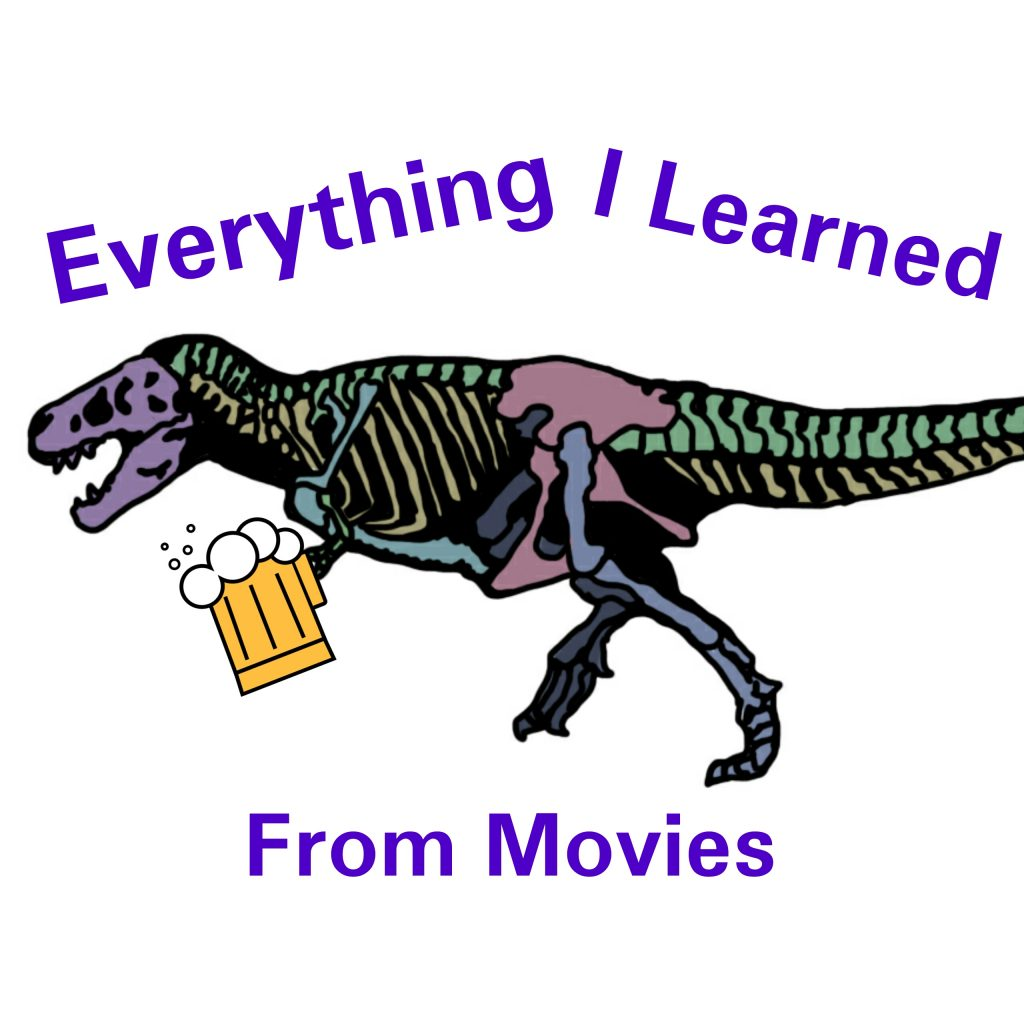 Logo for Everything I Learned from Movies
