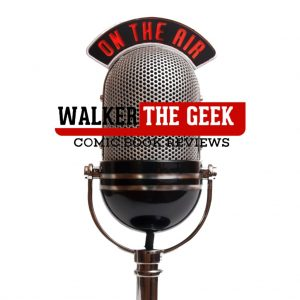 Logo for Walker the Geek podcast