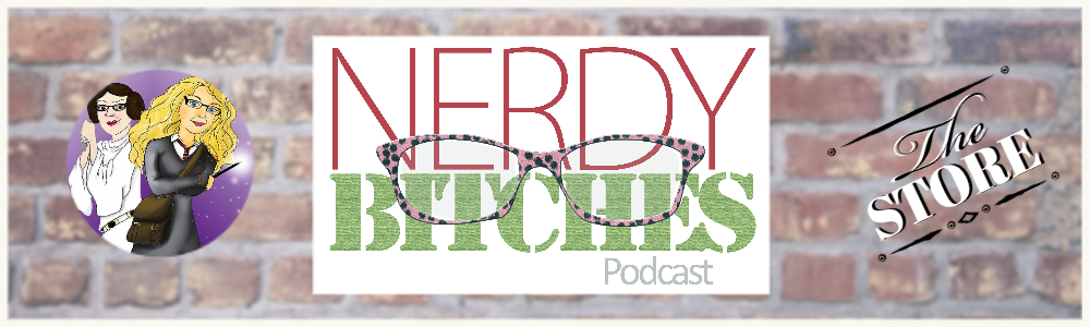 Nerdy Bitches Podcast store artwork
