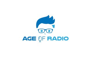 logo for Age of Radio Podcast Network