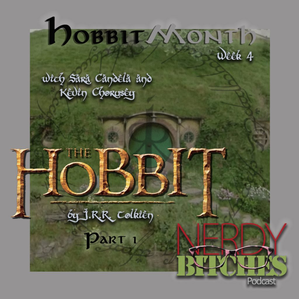 The Hobbit episode logo